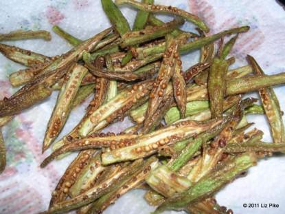 Fried Okra Reborn