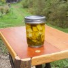 Marinated Feta from My Own Nigerian Dwarf Goats