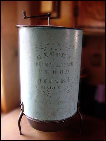 An Antique Kitchen Gadget