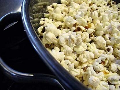 Old-Fashioned Popcorn