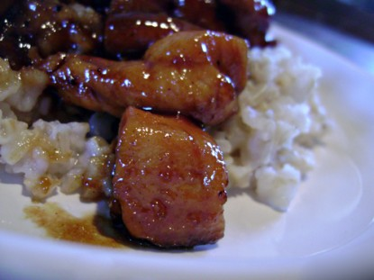 Orange Marmalade Chicken