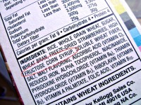 Additives: Sweeteners