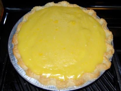 Basic Cream Pie