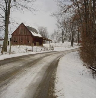 Road-to-Barn
