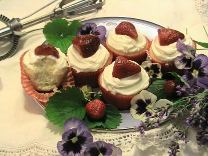 Summer Vanilla Chilla Cupcakes