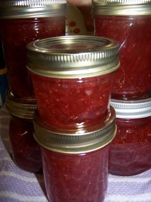 Strawberry-Rhubarb Jam